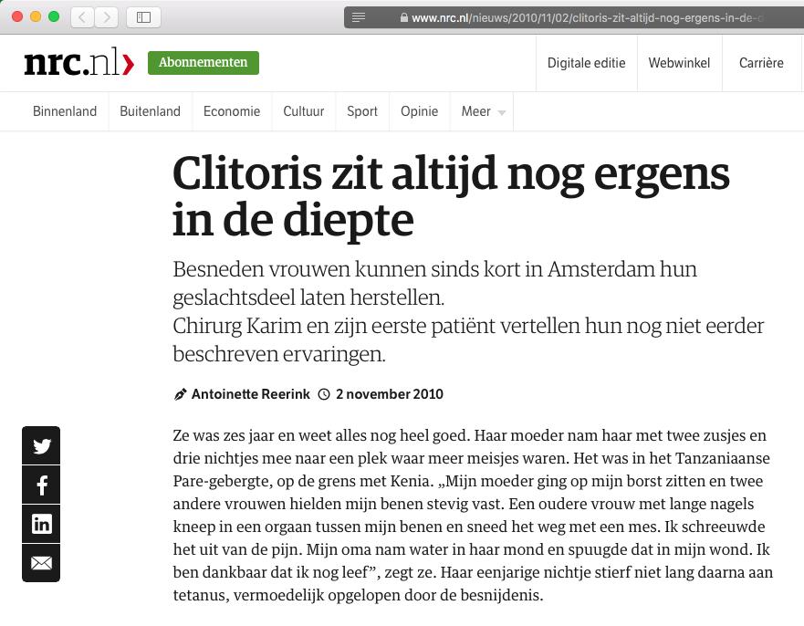 nrc.nl nieuws